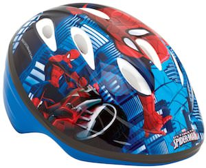 Spider-Man Toddler Bike Helmet