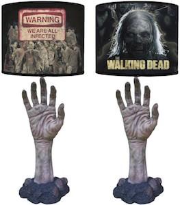 The Walking Dead Table Lamp