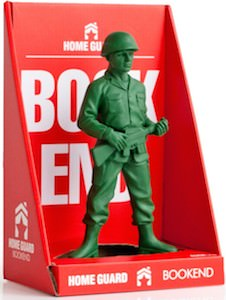 Toy Story Green Army Men Bookend