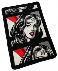 Wonder Woman Linda Carter Fleece Blanket