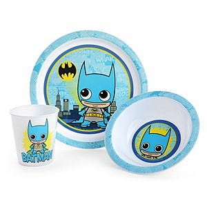 Batman Dinnerware Set