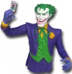 The Joker Bust Money Bank from Batman