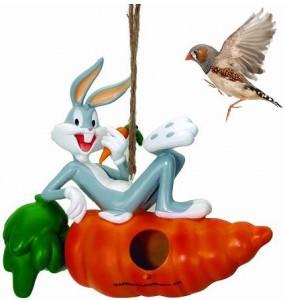 Bugs Bunny Birdhouse