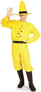 Rubie costume from Curious George