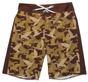 Duck Dynasty Duck Camo Shorts