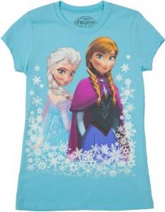 Frozen Anna and Elsa T-shirt
