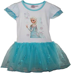 Frozen Queen Elsa kids dress