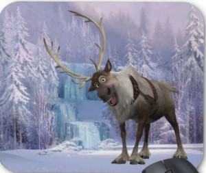 Frozen Sven Mousepad