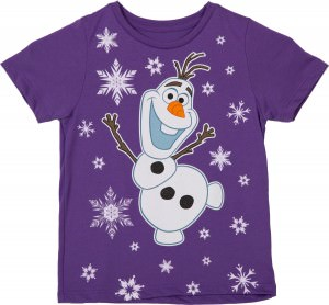 Girls Frozen T-Shirt