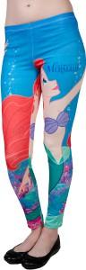 Little Mermaid Leggings
