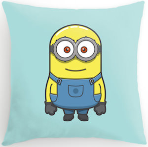 Despicable Me pillow