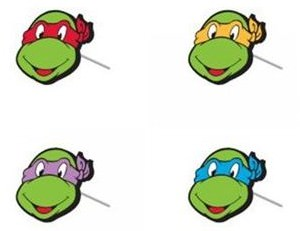TMNT Earrings