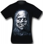 The Walking Dead Zombie Face T-Shirt