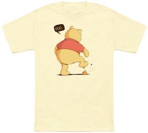 c575620ccc1f Winnie The Pooh Bad Day T-Shirt