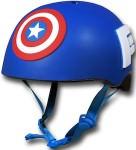 Captain America bicycle Helmet