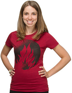 Divergent Dauntless Never Give Up T-Shirt