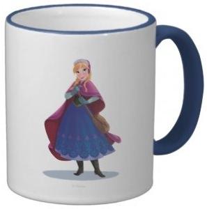 Frozen Anna Mug