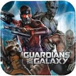 Marvel Guardians of the Galaxy Paper Plates
