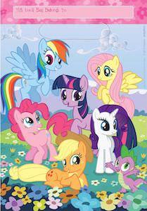 My Little Pony treat bag