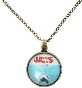 Jaws Pendant Necklace