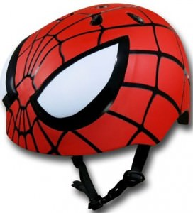 Spider-Man Bike Helmet