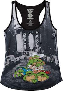 Teenage Mutant Ninja Turtles women's tank top