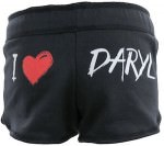 The Walking Dead I Heart Daryl Shorts