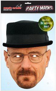 Breaking Bad Heisenberg mask