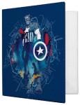 Avery Captain America Binder