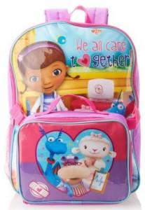 Doc McStuffins Backpack