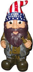 Garden Gnome Willie from Duck Dynasty