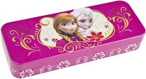 Frozen Anna And Elsa Pencil Case