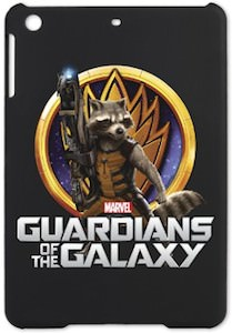 Guardians of the Galaxy Rocket Raccoon iPad Mini Case