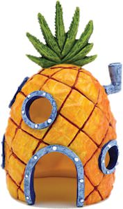 Spongebob Squarepants Pineapple Aquarium Ornament