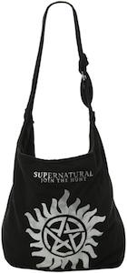 Supernatural hobo bag