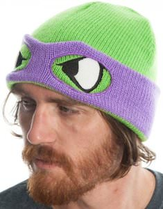 Teenage Mutant Ninja Turtles Donatello Beanie Hat