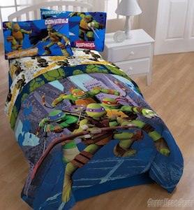 TMNT Twin Comforter