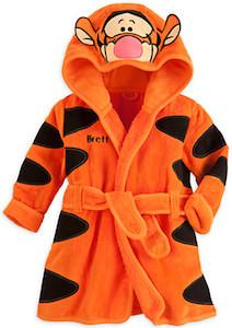 Tigger Baby Bath Robe