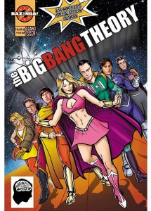 Big Bang Theory Animated 2015 Wall Calendar