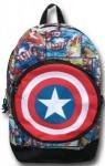 Captain America 3D Shield Backpack