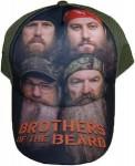 Duck Dynasty Brothers Of The Beard Baseball Cap