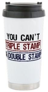 Dumb And Dumber Triple Stamp Travel Mug