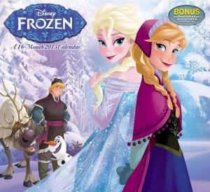 Frozen 2015 Wall Calendar