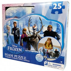 Frozen 25 Piece Puzzle