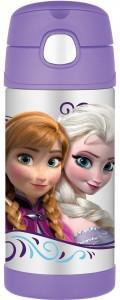 Frozen Anna And Elsa FUNtainer Bottle