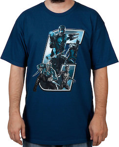 Guardians of the Galaxy Big G T-Shirt