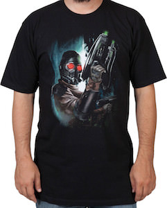 Marvel Guardians of the Galaxy Star Lord T-Shirt