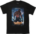 Marvel Guardians of the Galaxy Drax T-Shirt