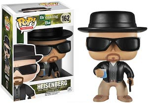 Breaking Bad Heisenberg Pop! Vinyl Figurine