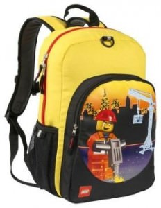 LEGO Movie Construction City Backpack